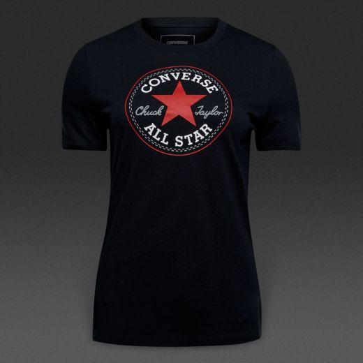 Converse férfi CONVERSE STAR CHEVRON TEE WHITE póló 10007888-A02-102 ... 6716f85b2d