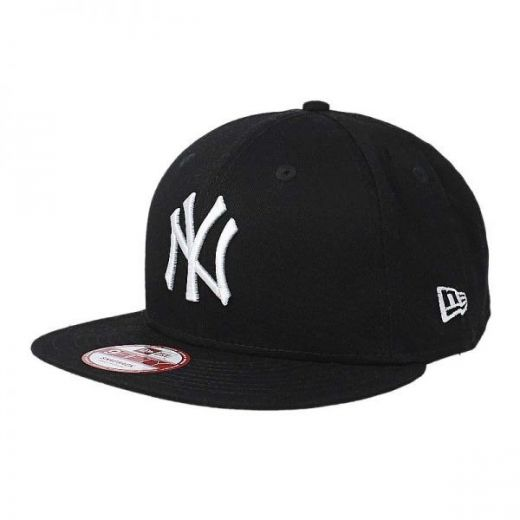 New era unisex MLB 9FIFTY NEYYAN BLKWHI baseball sapka