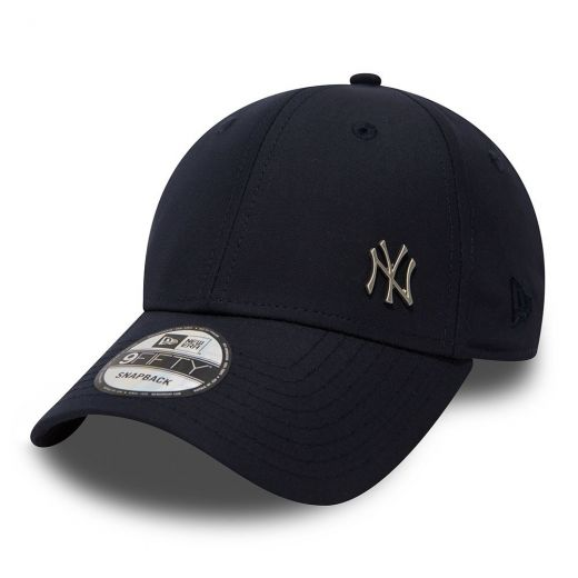 New era unisex MLB FLAWLESS LOGO BASIC 940 NEYYAN NVY baseball sapka