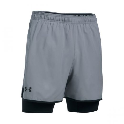 Under armour férfi UA QUALIFIER 2-IN-1 SHORT short