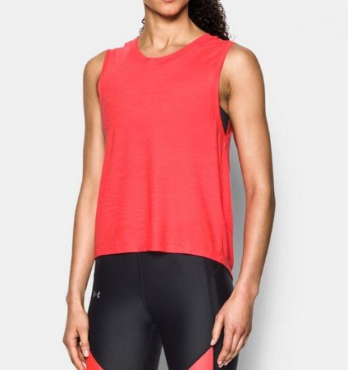 Under armour nõi BREATHE MUSCLE TANK atléta