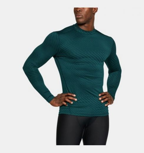 Under armour férfi CG ARMOUR JACQUARD MOCK aláöltözet
