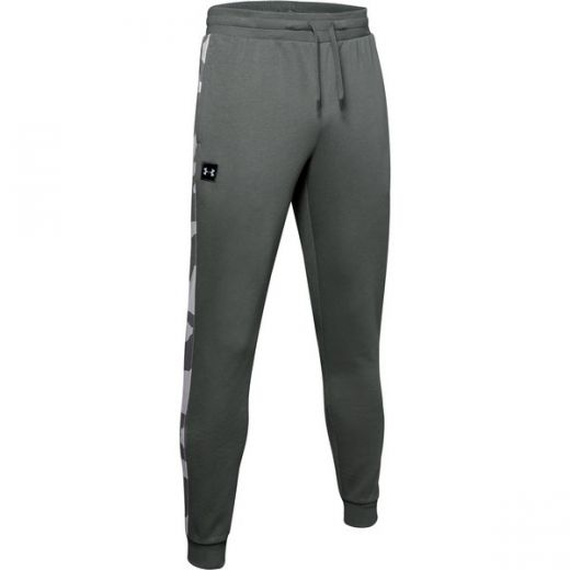 Under armour férfi RIVAL FLEECE PRINTED JOGGER nadrág