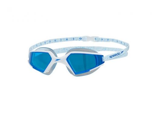 Speedo unisex AQUAPULSE MAX GOG V3 AU W/BLUE(UK) úszószemüveg