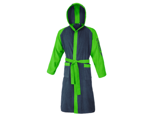 Speedo unisex BATHROBE MICROTERRY BICOLOR ADULTS(UK) köntös