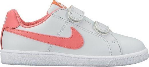 c4e33ee619f1 Nike gyerek GIRLS' NIKE COURT ROYALE (PS) PRE-SCHOOL SHOE utcai cipő