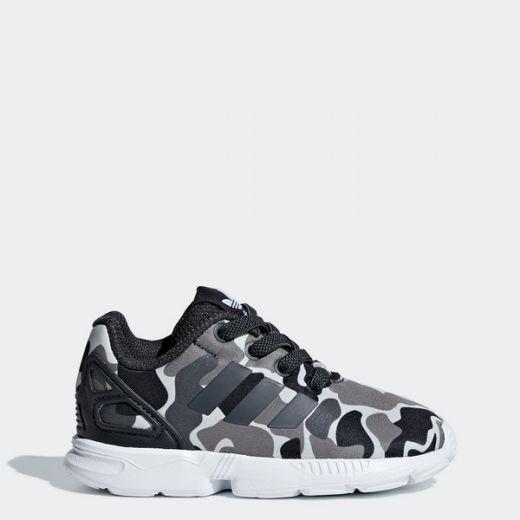 0b57ac572126 Adidas bébi ZX FLUX EL I utcai cipő AQ1744 outlet sportbolt és ...