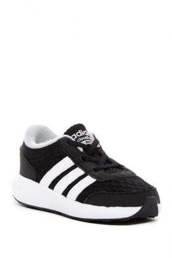 Adidas bébi CLOUDFOAM RACE INF utcai cipő