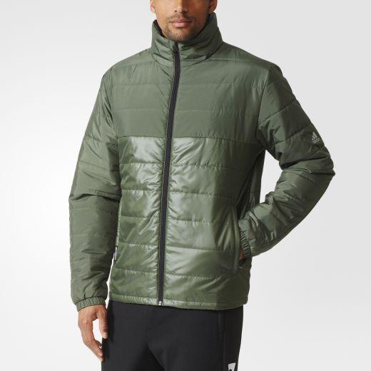 Adidas férfi BSC 3S INS JKT kabát, dzseki DZ1401 Márkás