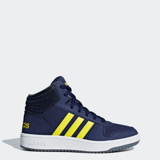 4af3bef55c48 Adidas gyerek HOOPS MID 2.0 K utcai cipő B75745 outlet sportbolt és ...