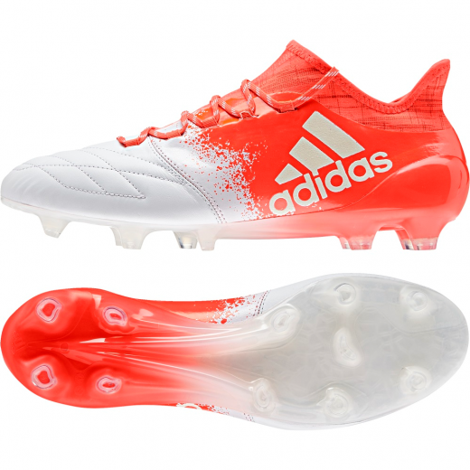 Adidas nõi X 16.1 FG LEATHER W foci cipõ