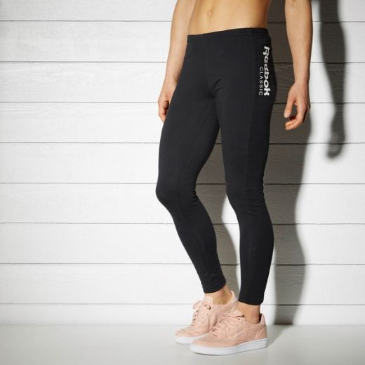Reebok nõi F FITNESS LEGGINGS leggings-fitness/futás