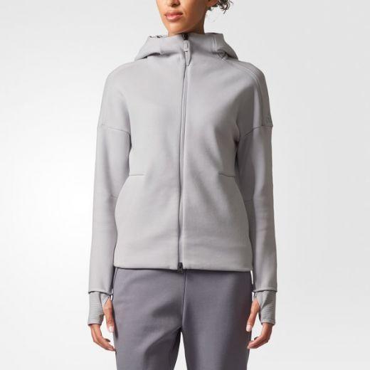 492a23a9a4 Adidas női ZNE HOOD2 PULSE zip pulóver BQ0099 outlet sportbolt és ...