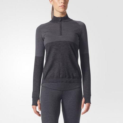 130d5db1a0 Adidas női CLMHT PK ZIP W pulóver BQ4759 outlet sportbolt és webáruház.