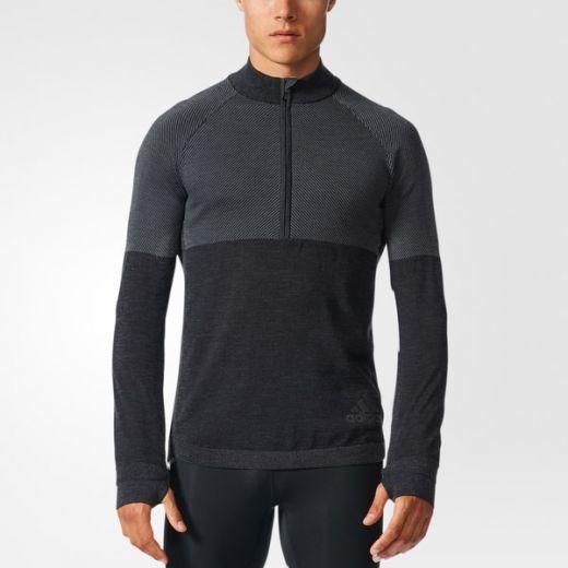 b95e051beb Adidas férfi CLMHT PK ZIP M zip pulóver BQ4974 outlet sportbolt és ...
