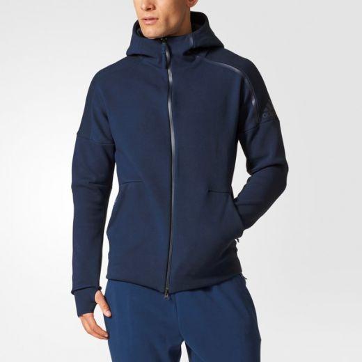 Adidas férfi ZNE HOODY 2 zip pulóver BQ6928 outlet sportbolt és ... 0b11c7e1ae