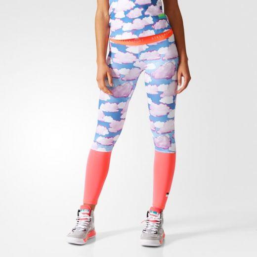 Adidas női TIGHT PRINTED leggings-fitness futás BQ7191 outlet ... a49bbc57aa