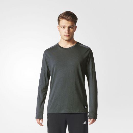 5139da0046 Adidas férfi ID LONGSLEEVE hosszú ujjú póló BQ9696 outlet sportbolt ...