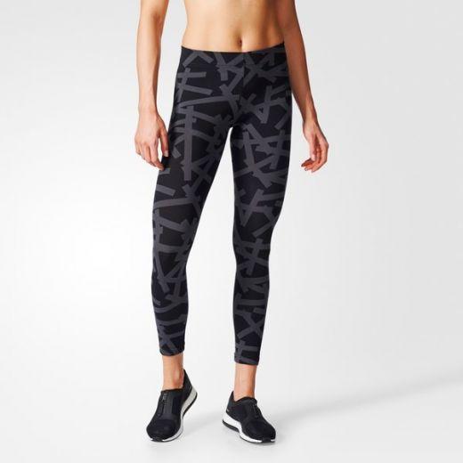 Adidas női AOP TIGHT leggings-fitness futás BR2537 outlet sportbolt ... fd344b36f4