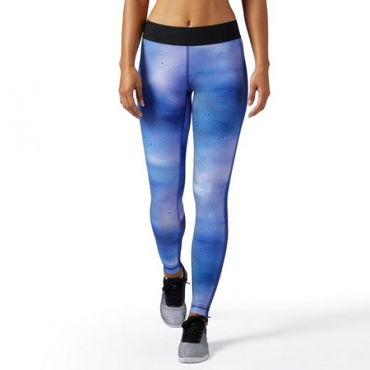 Reebok nõi TECHSPIRATION TIGHT leggings-fitness/futás