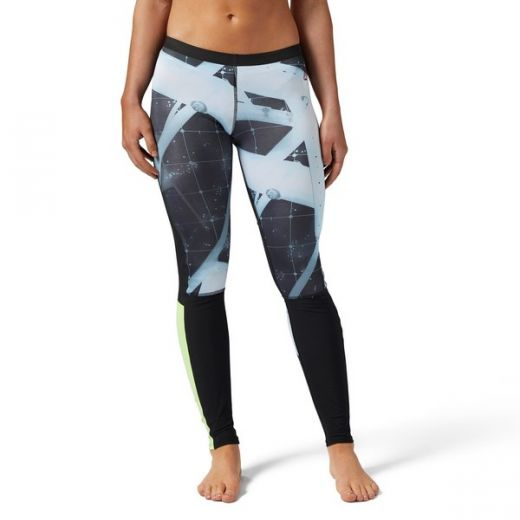 Reebok nõi RC COMP TIGHT leggings-fitness/futás