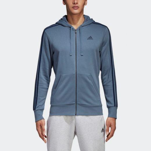 d9fd77653e Adidas férfi ESS 3S FZ FT zip pulóver CD2843 outlet sportbolt és ...