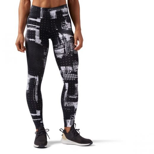 Reebok nõi LUX TIGHT - GEOCAST leggings-fitness/futás