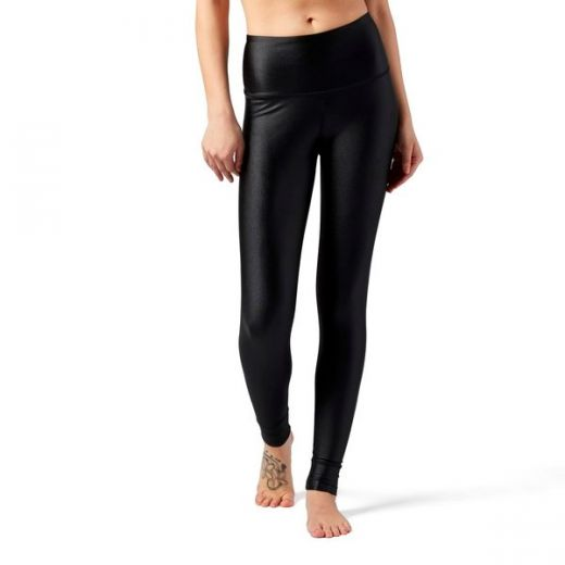 Reebok nõi METALLIC HIGH-RISE leggings-fitness/futás