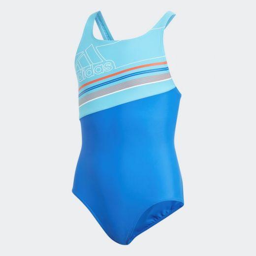 1dc6ce2b58ef Adidas lányka SB 1PC BOS úszódressz CV4660 outlet sportbolt és ...