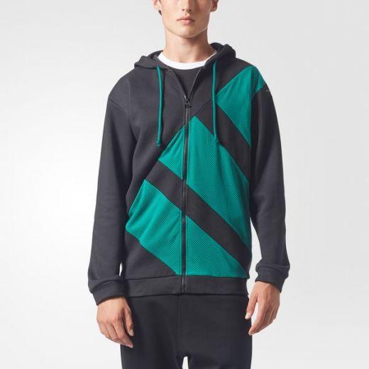 Adidas férfi EQT FZ HOODY zip pulóver CV8969 outlet sportbolt és ... 0609723482