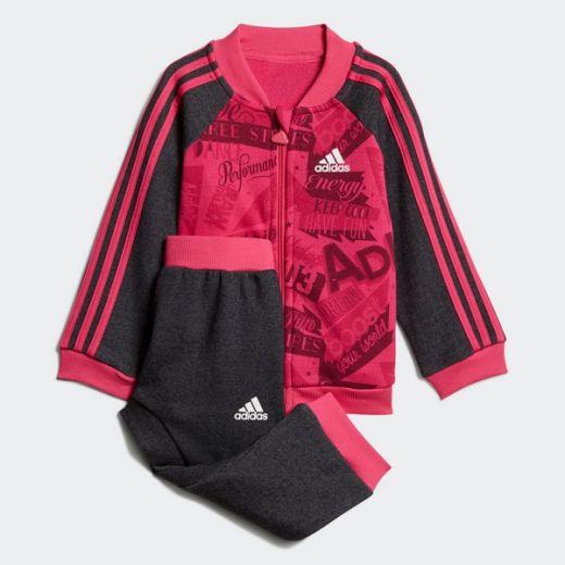 e1cd991e0e Adidas bébi I BBALL JOG FT melegítő DJ1558 outlet sportbolt és ...