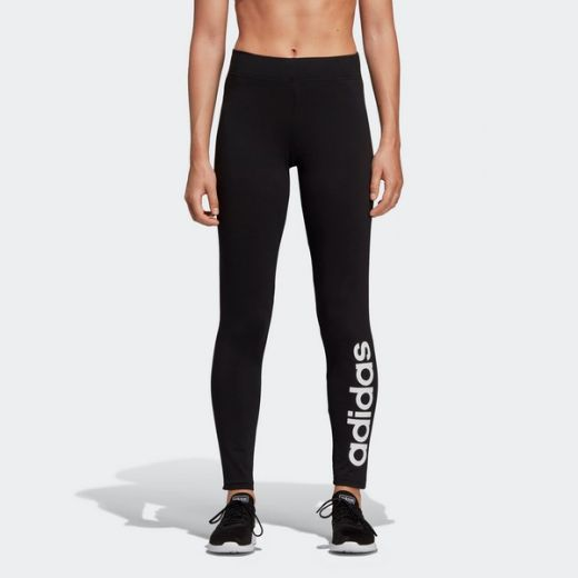 Adidas nõi W E LIN TIGHT leggings-fitness/futás