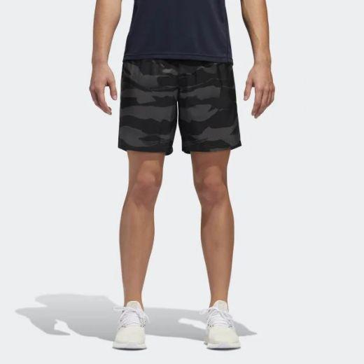 Adidas férfi RUN IT CAMO SHO short