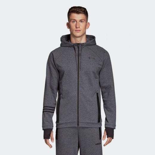 7b2dbd1dfc Adidas férfi E MO FZ FT zip pulóver DU0437 outlet sportbolt és ...