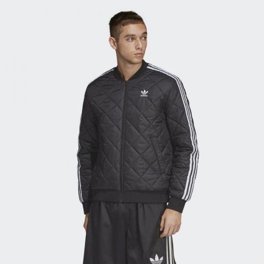 Adidas férfi SST QUILTED kabát 6e5480dac1