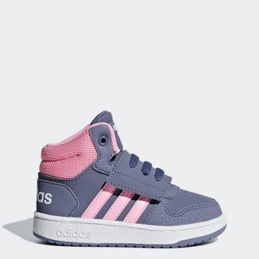 37ff2ac18cef Adidas bébi HOOPS MID 2.0 I utcai cipő F35832 outlet sportbolt és ...