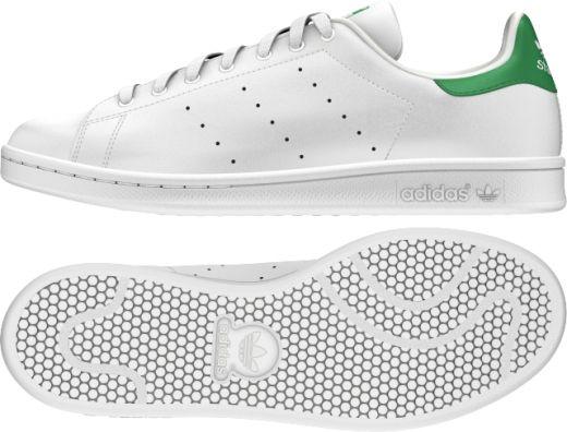 d60357096e Adidas férfi STAN SMITH utcai cipő M20324 outlet sportbolt és webáruház.