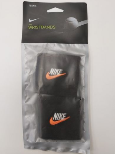 Nike unisex NIKE PREMIER GRAPHIC JDI AIR WRISTBANDS SW BLACK/WHITE/TOTAL csuklópánt