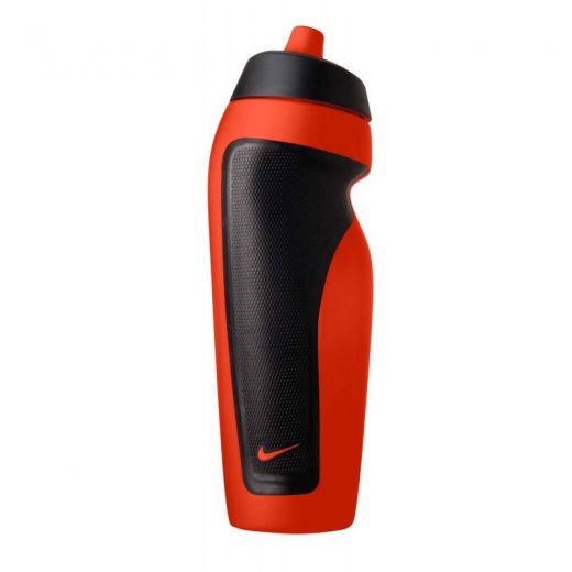 Nike unisex NIKE SPORT WATER BOTTLE BRIGHT CRIMSON/BLACK kulacs