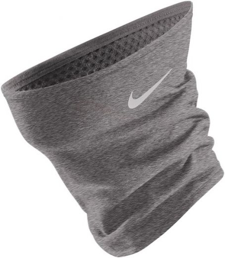 Nike unisex NIKE HEATHERED RUN THERMA SPHERE NECK WARMER 2.0 sál, kesztyû