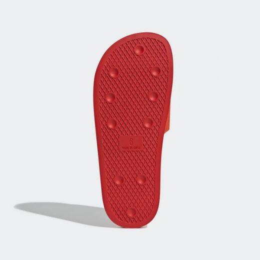 Adidas női ADILETTE W ACTREDFTWWHTCBLACK papucs szandál